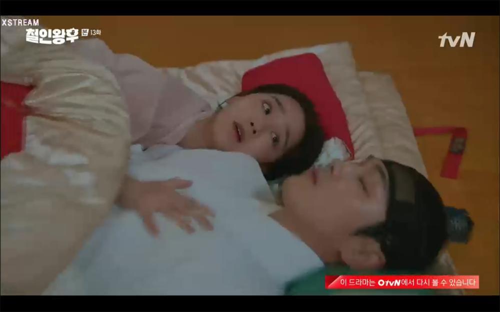 'Mr. Queen' tập 13: Shin Hye Sun cạn tình, quyết phản bội Kim Hyun Jung để bắt tay cùng kẻ thù? Ảnh 57