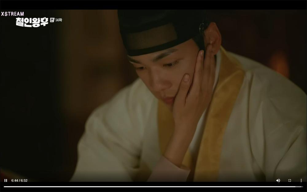 'Mr. Queen' tập 14: Shin Hye Sun suýt chết vì độc, người chết thay là? Ảnh 1
