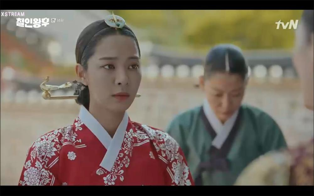 'Mr. Queen' tập 14: Shin Hye Sun suýt chết vì độc, người chết thay là? Ảnh 15