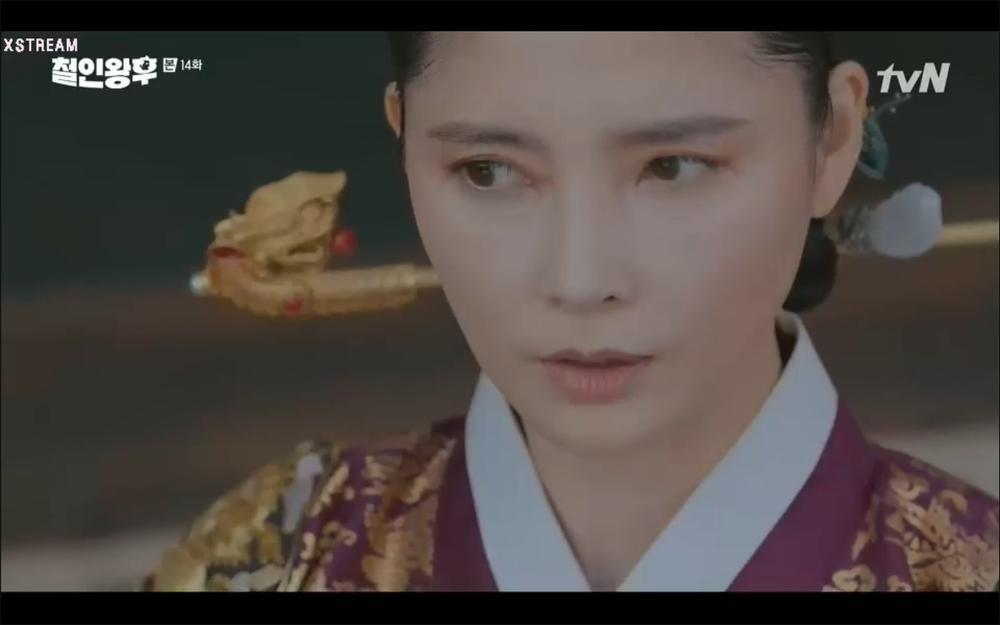 'Mr. Queen' tập 14: Shin Hye Sun suýt chết vì độc, người chết thay là? Ảnh 16
