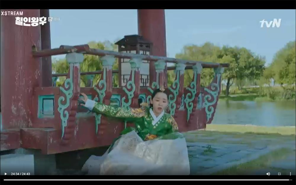 'Mr. Queen' tập 14: Shin Hye Sun suýt chết vì độc, người chết thay là? Ảnh 18