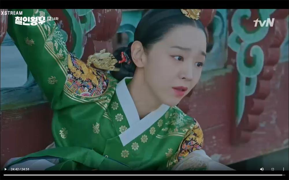 'Mr. Queen' tập 14: Shin Hye Sun suýt chết vì độc, người chết thay là? Ảnh 19