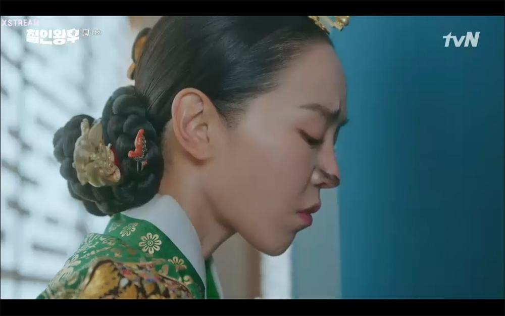 'Mr. Queen' tập 14: Shin Hye Sun suýt chết vì độc, người chết thay là? Ảnh 23