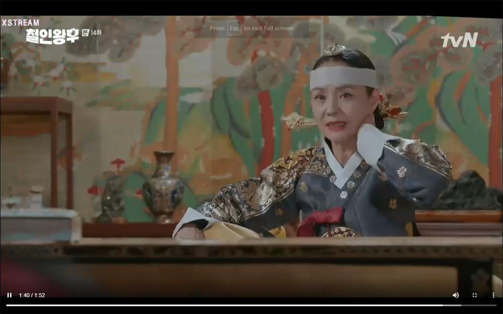 'Mr. Queen' tập 14: Shin Hye Sun suýt chết vì độc, người chết thay là? Ảnh 27