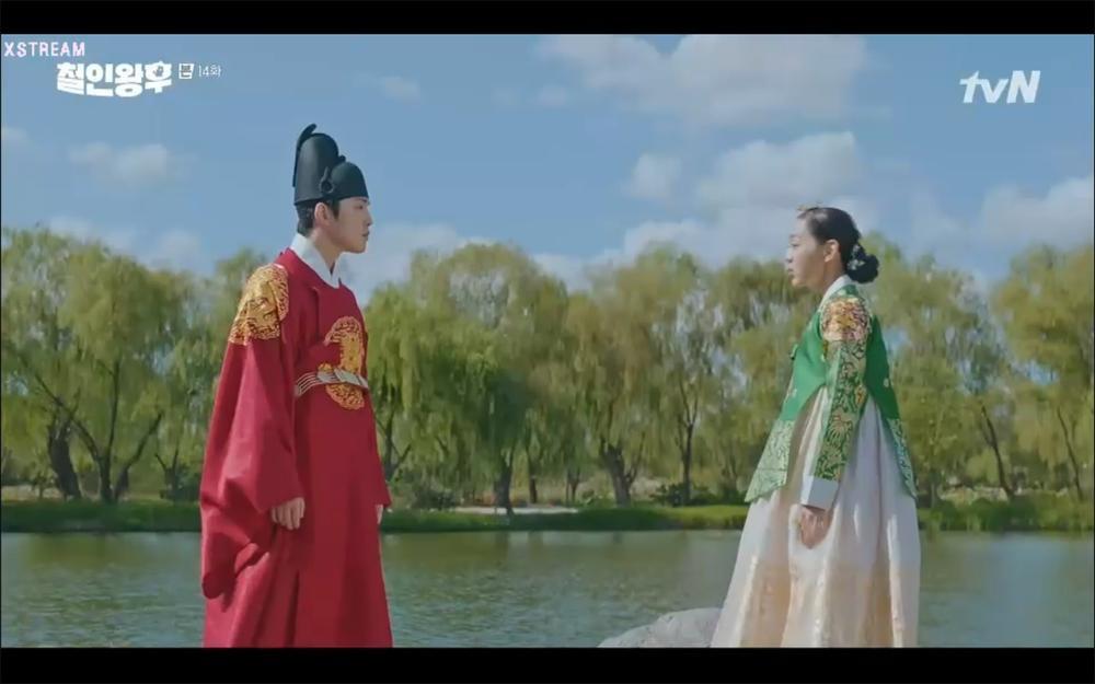 'Mr. Queen' tập 14: Shin Hye Sun suýt chết vì độc, người chết thay là? Ảnh 30