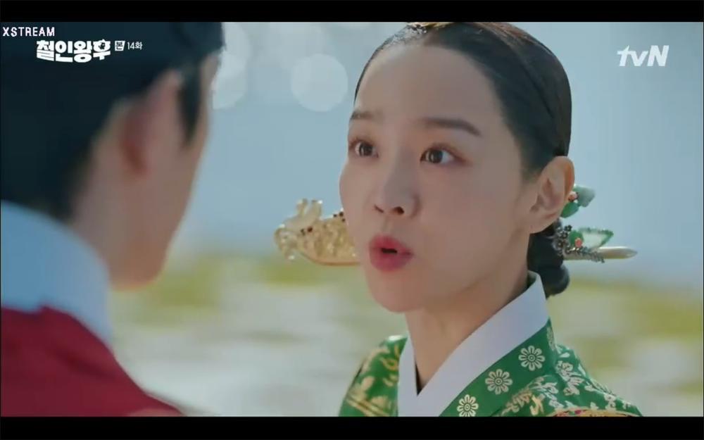 'Mr. Queen' tập 14: Shin Hye Sun suýt chết vì độc, người chết thay là? Ảnh 32