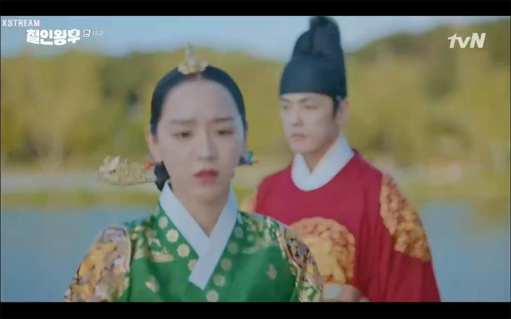'Mr. Queen' tập 14: Shin Hye Sun suýt chết vì độc, người chết thay là? Ảnh 36