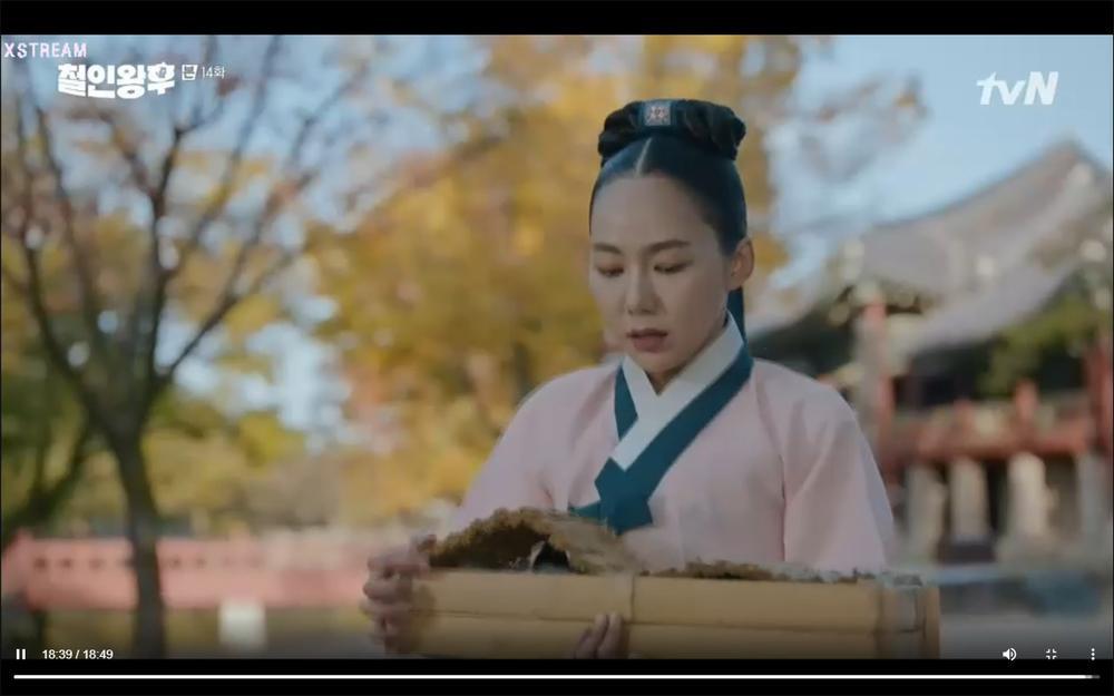 'Mr. Queen' tập 14: Shin Hye Sun suýt chết vì độc, người chết thay là? Ảnh 42