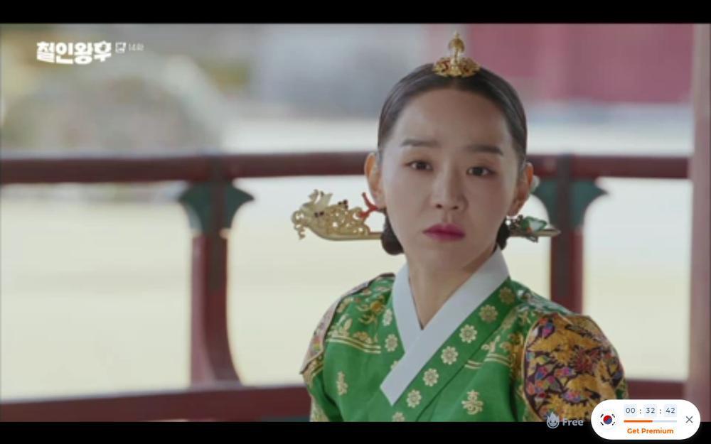 'Mr. Queen' tập 14: Shin Hye Sun suýt chết vì độc, người chết thay là? Ảnh 46