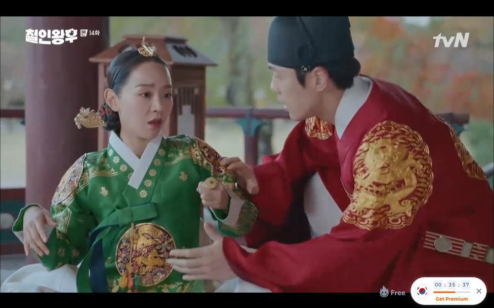 'Mr. Queen' tập 14: Shin Hye Sun suýt chết vì độc, người chết thay là? Ảnh 50