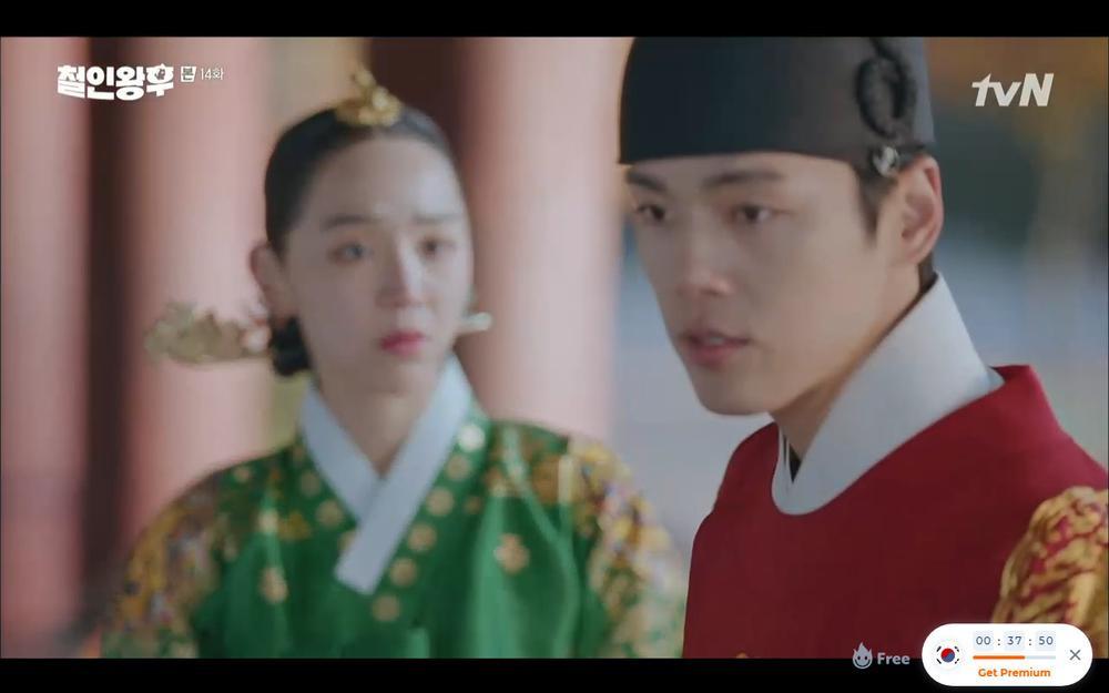 'Mr. Queen' tập 14: Shin Hye Sun suýt chết vì độc, người chết thay là? Ảnh 52