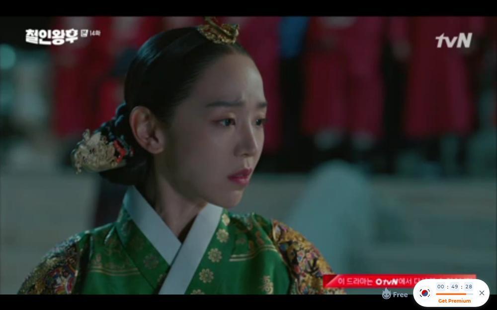 'Mr. Queen' tập 14: Shin Hye Sun suýt chết vì độc, người chết thay là? Ảnh 61