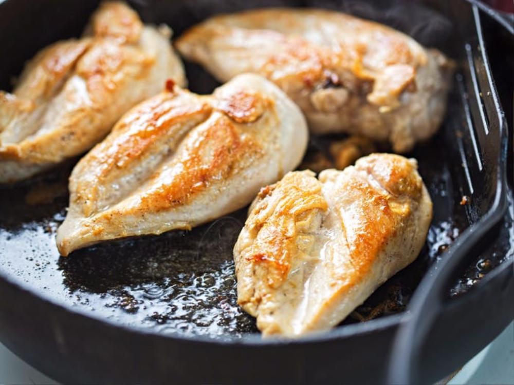 Top 10 loại thực phẩm giàu protein giúp giảm cân hiệu quả Ảnh 4