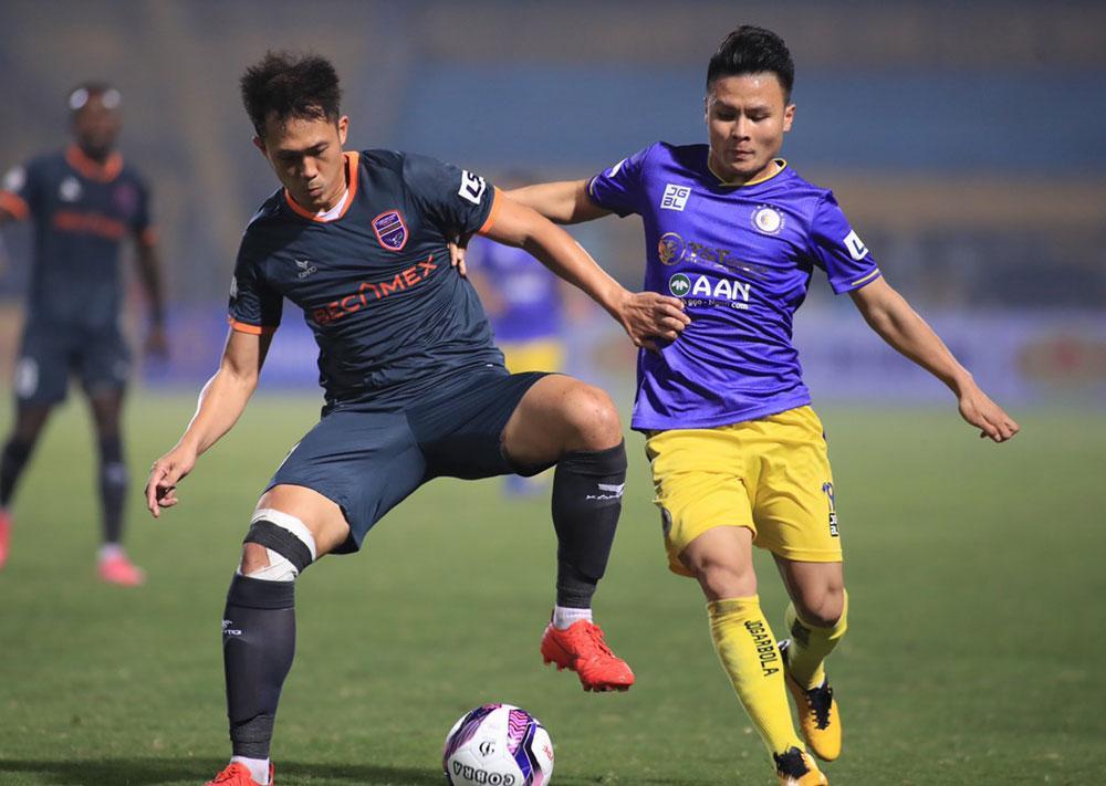 Khi con trai bầu Hiển mong Hà Nội FC vô địch AFC Cup, thâu tóm nhiều danh hiệu Ảnh 1
