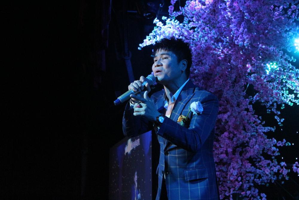 Đồng nghiệp nghẹn ngào tưởng nhớ Vân Quang Long, gây quỹ hơn 220 triệu đồng ủng hộ cho các con của cố ca Ảnh 2