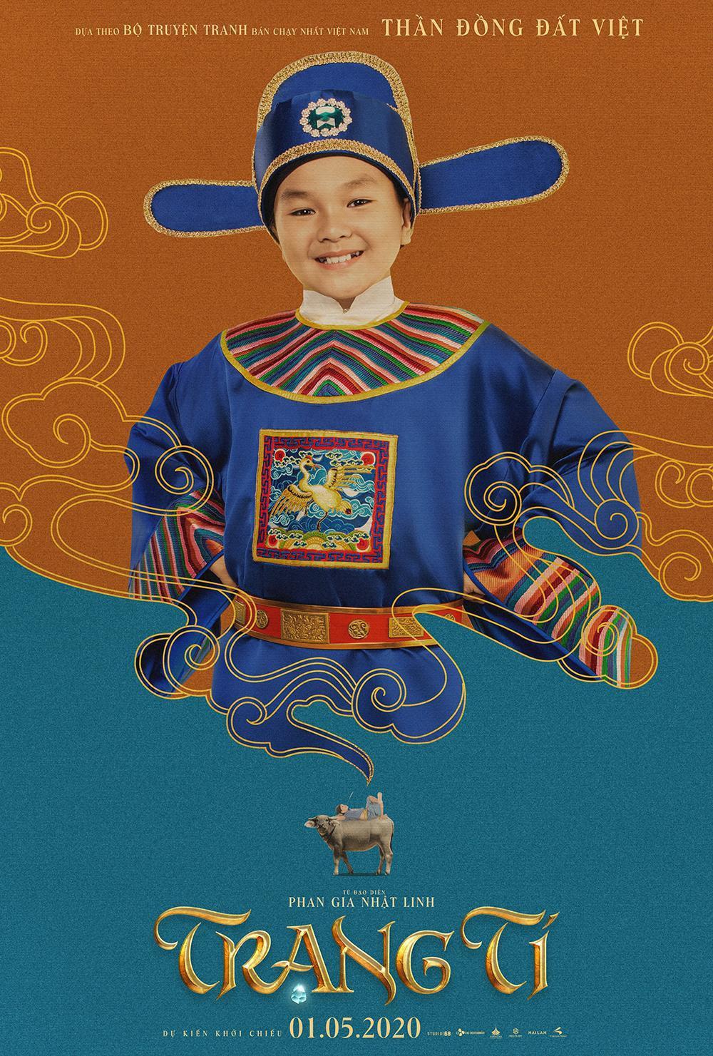 Đạo diễn Phan Gia Nhật Linh lên tiếng về hình ảnh trên áo Trạng Tí gây tranh cãi Ảnh 1