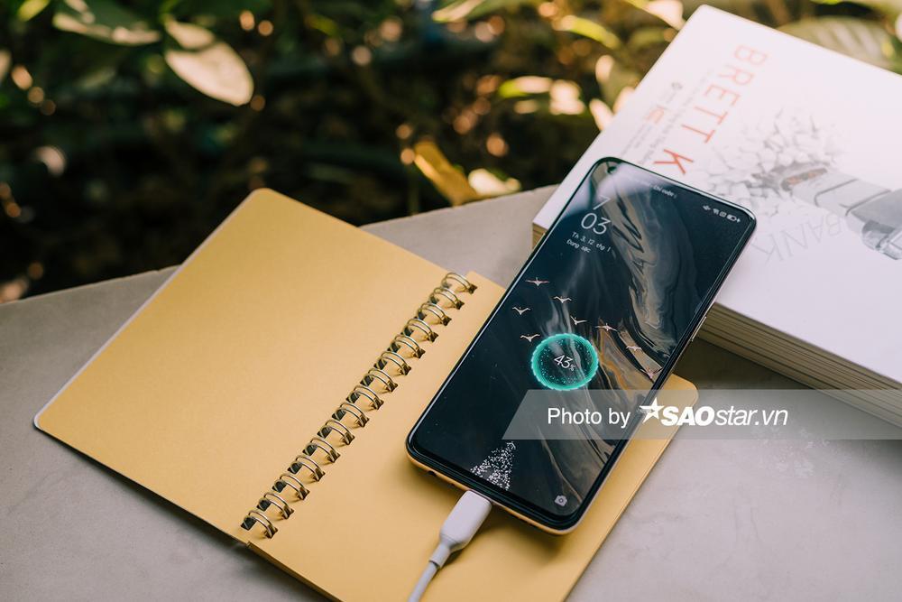 Dùng thử smartphone tầm trung có tốc độ sạc pin nhanh nhất hiện nay Ảnh 6