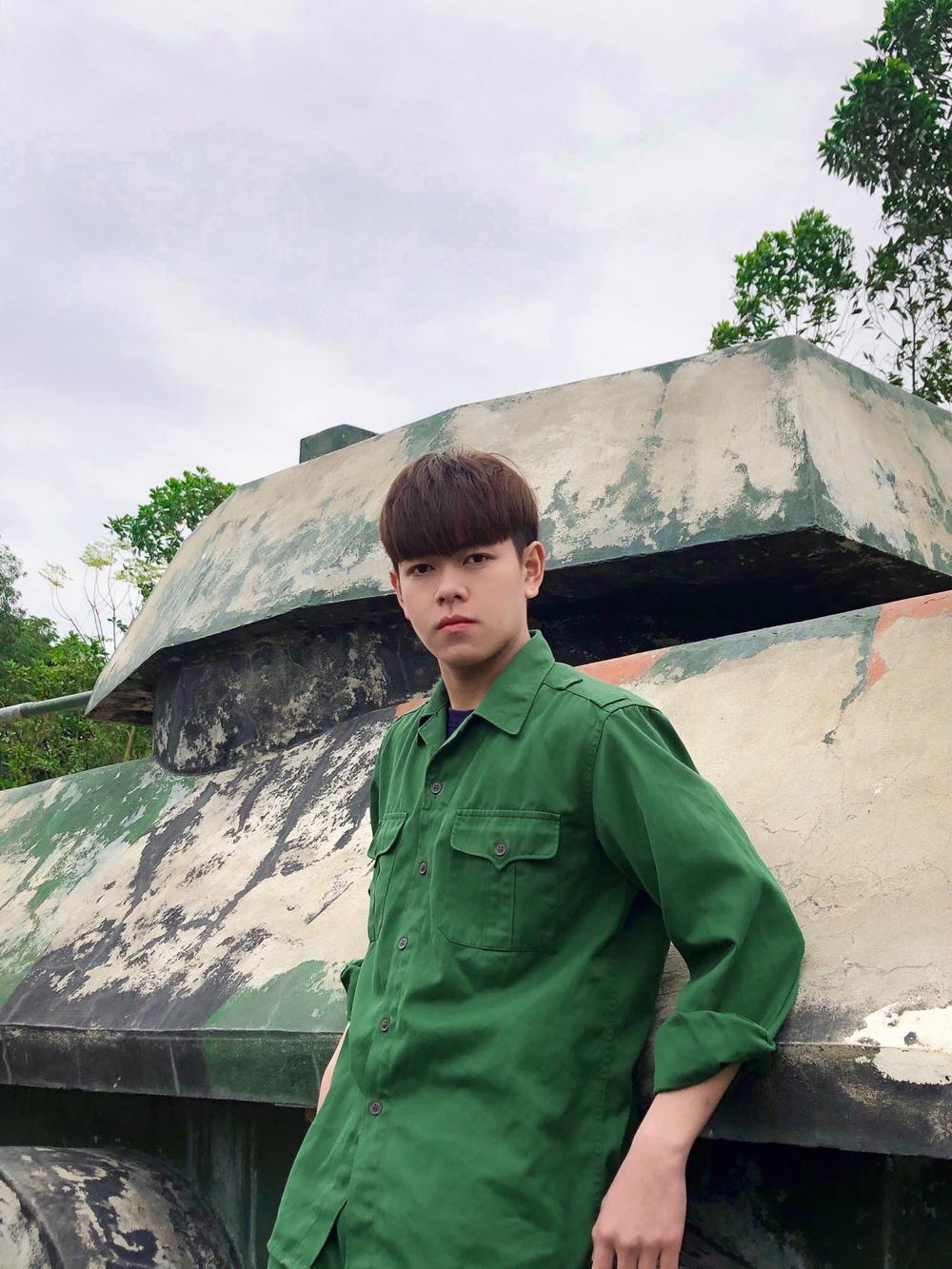 Chiêm ngưỡng dàn 'Trai xinh gái đẹp'- 'Đặc sản' mùa quân sự của Học viện Chính sách và Phát triển Ảnh 15