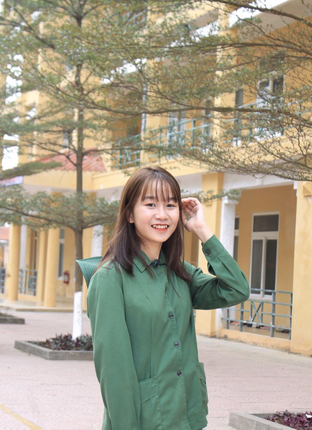 Chiêm ngưỡng dàn 'Trai xinh gái đẹp'- 'Đặc sản' mùa quân sự của Học viện Chính sách và Phát triển Ảnh 13