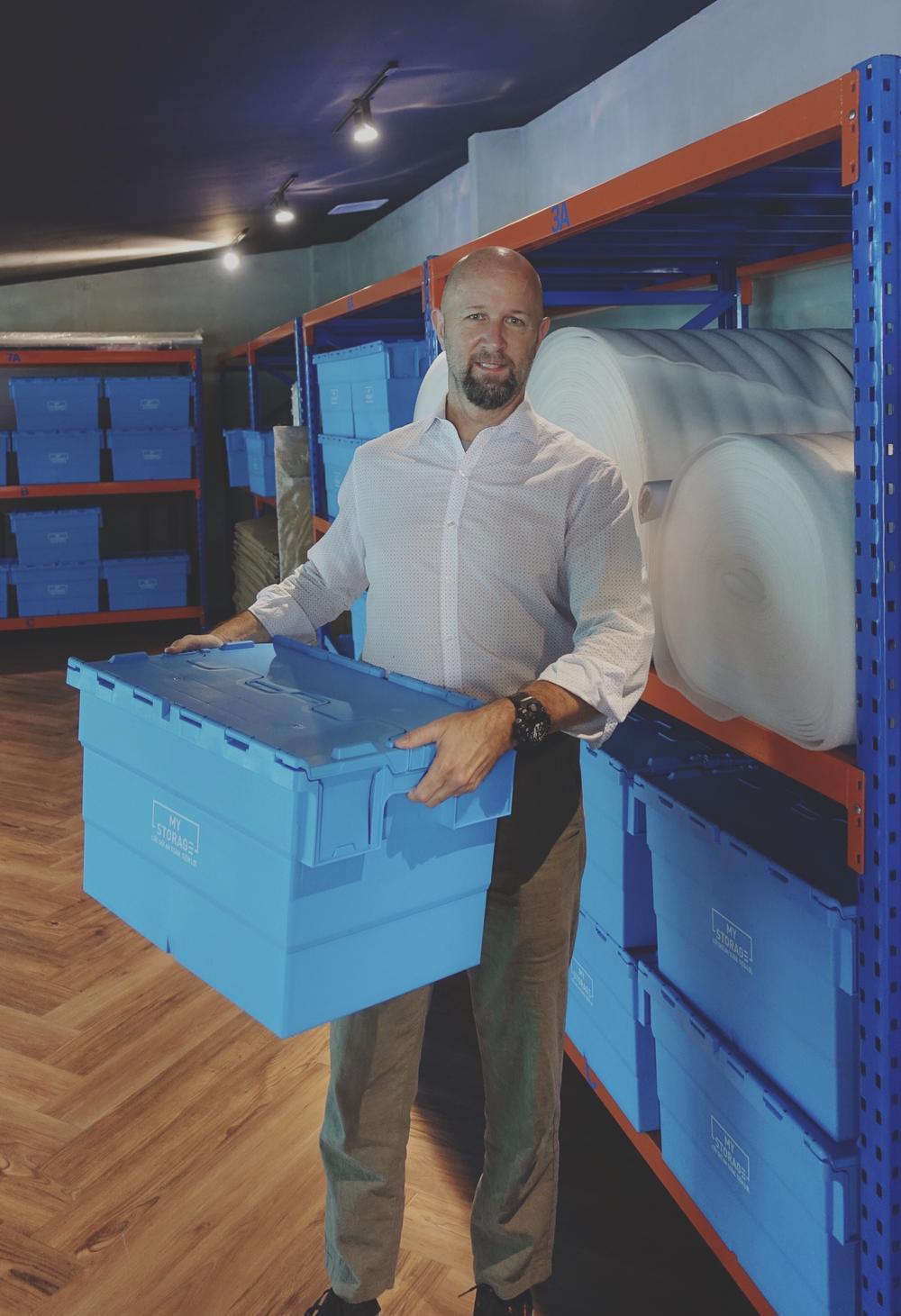 MyStorage và câu chuyện khởi nghiệp dịch vụ cho thuê kho lưu trữ đầu tiên tại TP.HCM Ảnh 5