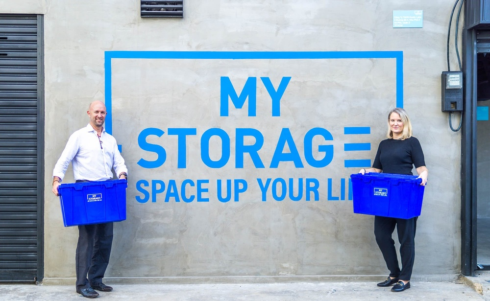 MyStorage và câu chuyện khởi nghiệp dịch vụ cho thuê kho lưu trữ đầu tiên tại TP.HCM Ảnh 3