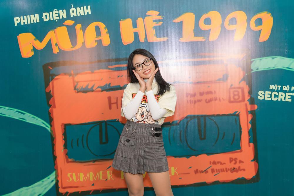 Họp báo 'Mùa hè 1999': Phương Mỹ Chi đóng chính, có giống sê-ri 'Reply 1994' của Hàn Quốc? Ảnh 13