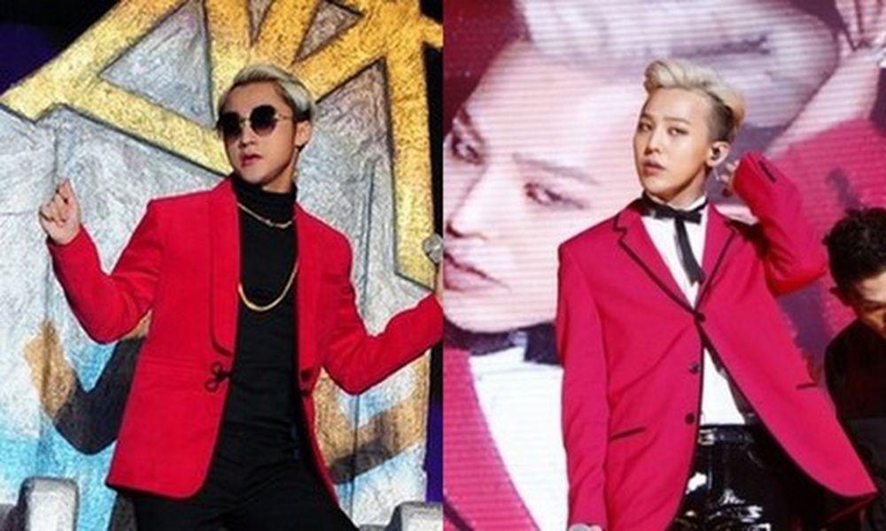 Mặc kệ dân mạng so sánh Sơn Tùng M-TP giống G-Dragon, Thiều Bảo Trâm vẫn là fangirl với anh Rồng Ảnh 5