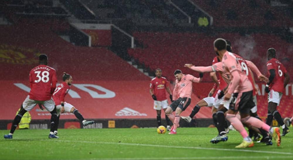 Man Utd thua đau đội bét bảng ngay tại 'Nhà hát của những giấc mơ' Ảnh 3