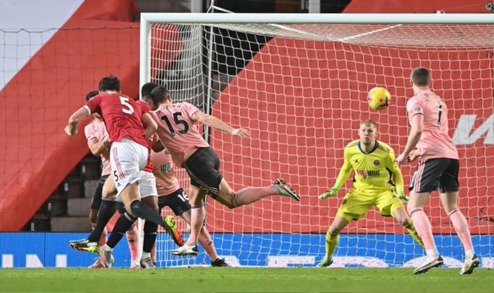 Man Utd thua đau đội bét bảng ngay tại 'Nhà hát của những giấc mơ' Ảnh 2