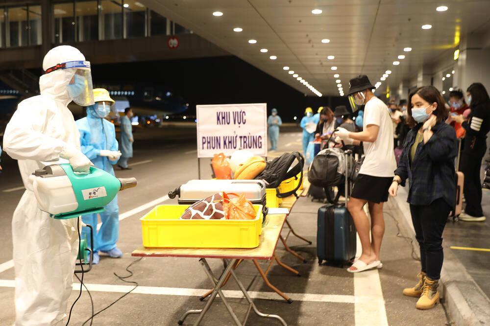 Lịch trình nhân viên cảng hàng không Vân Đồn nhiễm COVID-19: Tham gia tiệc tất niên, hội nghị ở khách sạn Ảnh 2