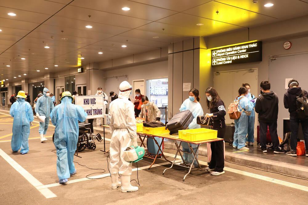 Lịch trình nhân viên cảng hàng không Vân Đồn nhiễm COVID-19: Tham gia tiệc tất niên, hội nghị ở khách sạn Ảnh 3
