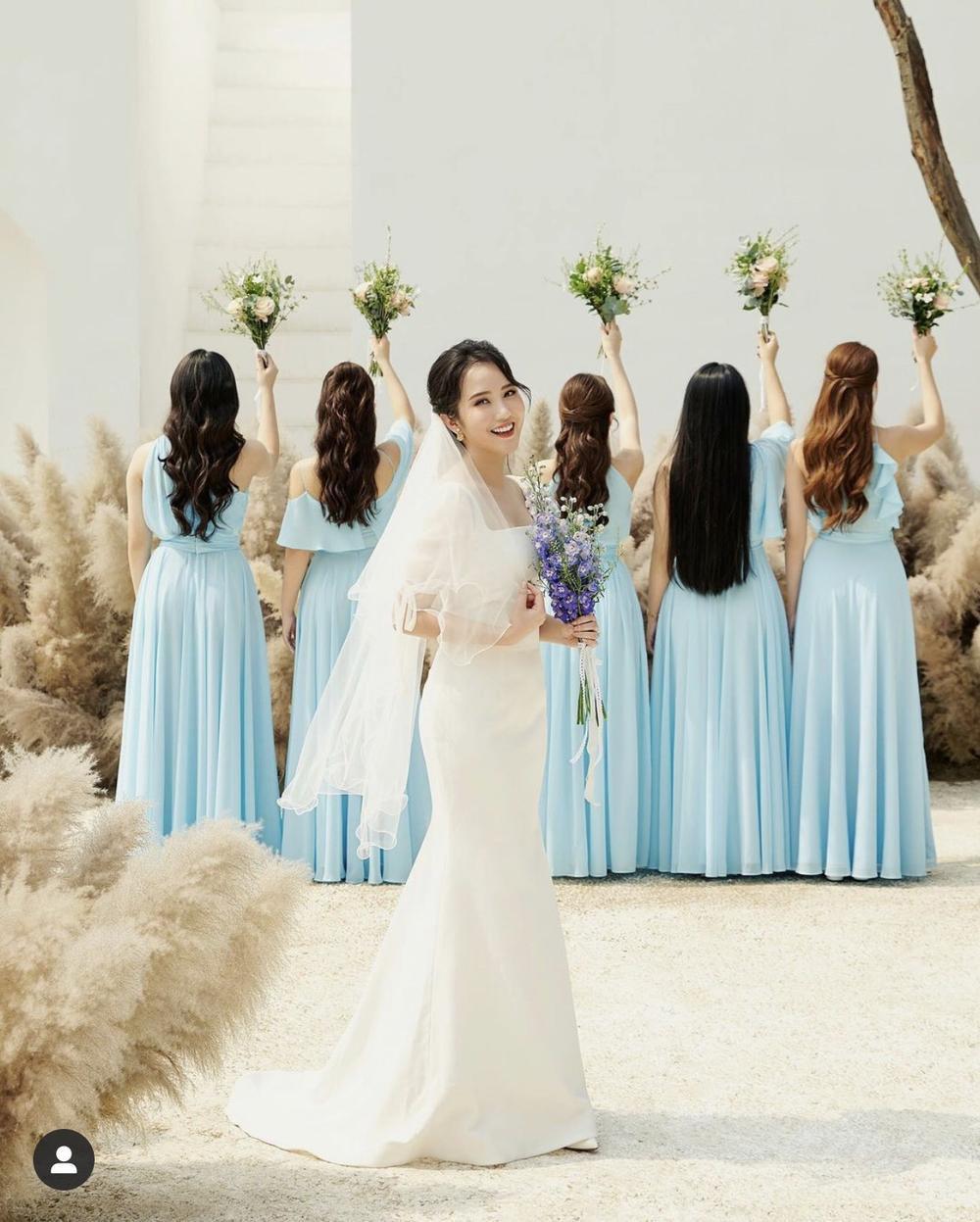 Primmy Trương tung ảnh cưới cùng dàn phụ dâu 'tiền tỉ' toàn hoa hậu, diễn viên, rich kid Ảnh 3