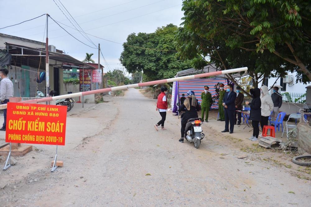 Thủ tướng chỉ thị giãn cách xã hội toàn bộ thành phố Chí Linh của Hải Dương đến hết Tết Nguyên đán Ảnh 2