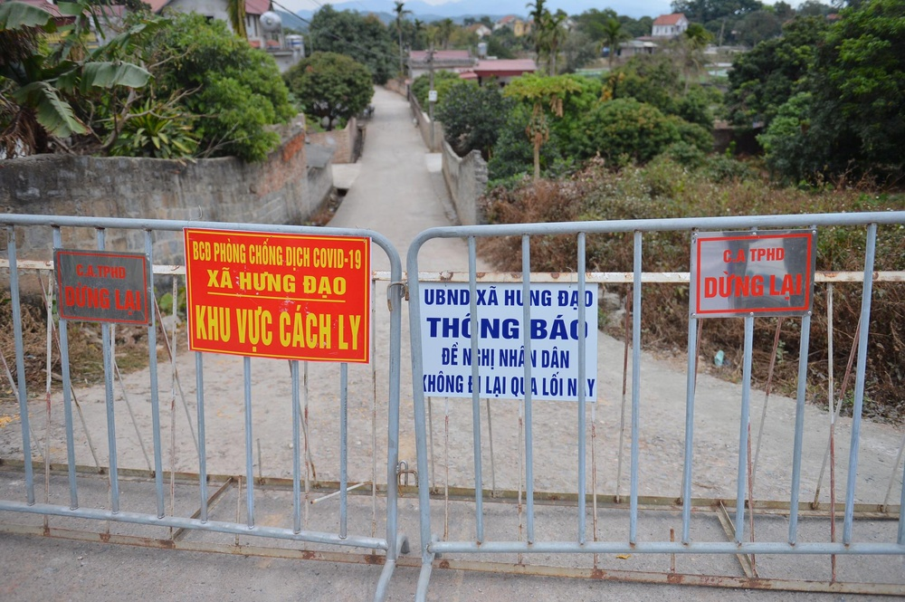 Thủ tướng chỉ thị giãn cách xã hội toàn bộ thành phố Chí Linh của Hải Dương đến hết Tết Nguyên đán Ảnh 3