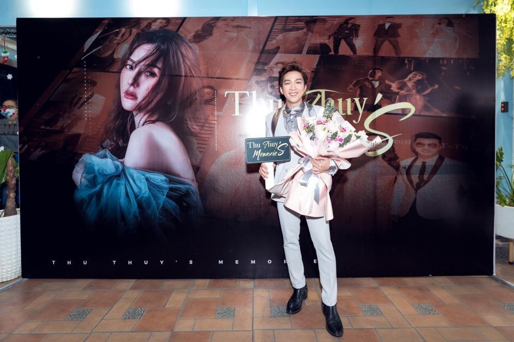 Thu Thủy tiết lộ kỷ niệm đặc biệt với Tăng Phúc trong đêm nhạc Thu Thuy's Memories Ảnh 2