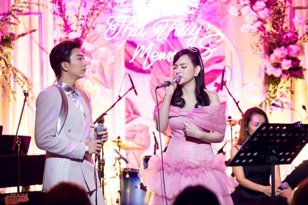 Thu Thủy tiết lộ kỷ niệm đặc biệt với Tăng Phúc trong đêm nhạc Thu Thuy's Memories Ảnh 3
