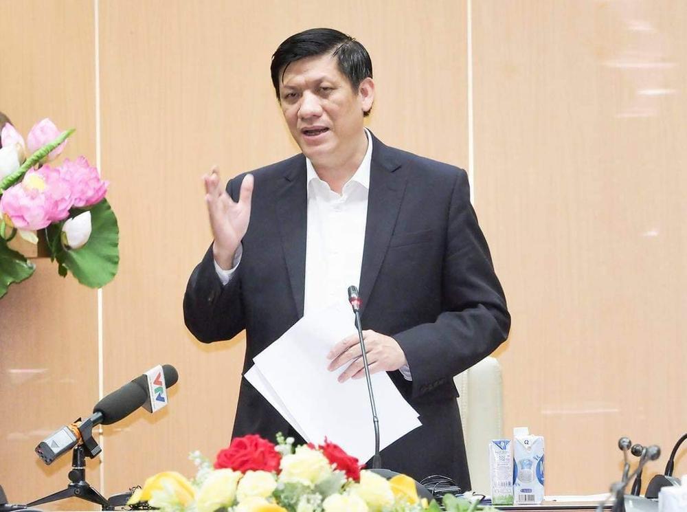 Bộ trưởng Bộ Y tế chỉ đạo thiết lập 3 bệnh viện dã chiến tại Hải Dương phòng chống dịch COVID-19 Ảnh 2