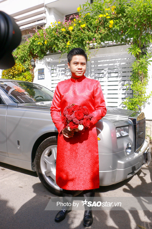 Cận cảnh dàn xe trăm tỷ xuất hiện trong đám cưới Phan Thành - Primmy Trương Ảnh 14