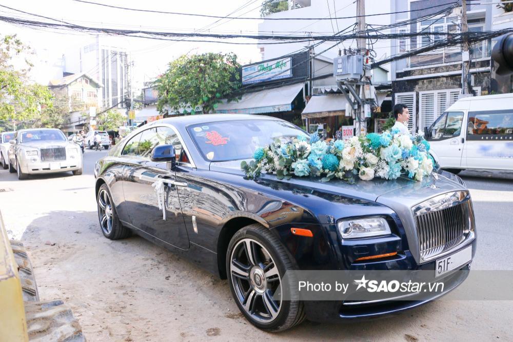 Cận cảnh dàn xe trăm tỷ xuất hiện trong đám cưới Phan Thành - Primmy Trương Ảnh 8