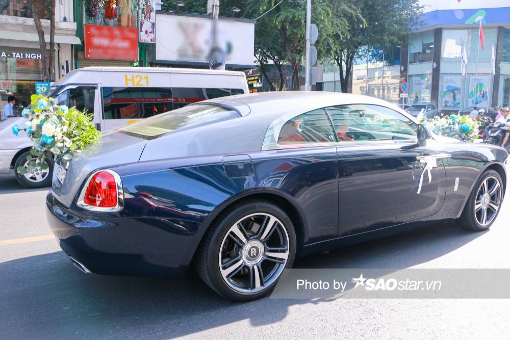 Cận cảnh dàn xe trăm tỷ xuất hiện trong đám cưới Phan Thành - Primmy Trương Ảnh 7
