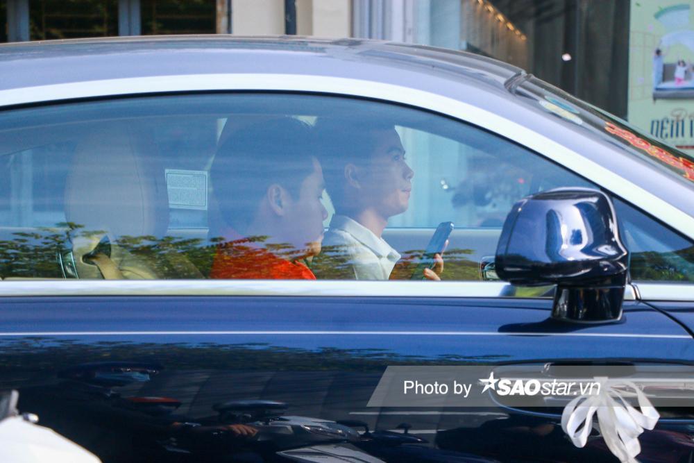 Cận cảnh dàn xe trăm tỷ xuất hiện trong đám cưới Phan Thành - Primmy Trương Ảnh 10