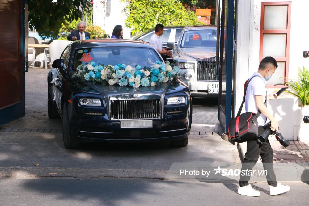 Cận cảnh dàn xe trăm tỷ xuất hiện trong đám cưới Phan Thành - Primmy Trương Ảnh 4