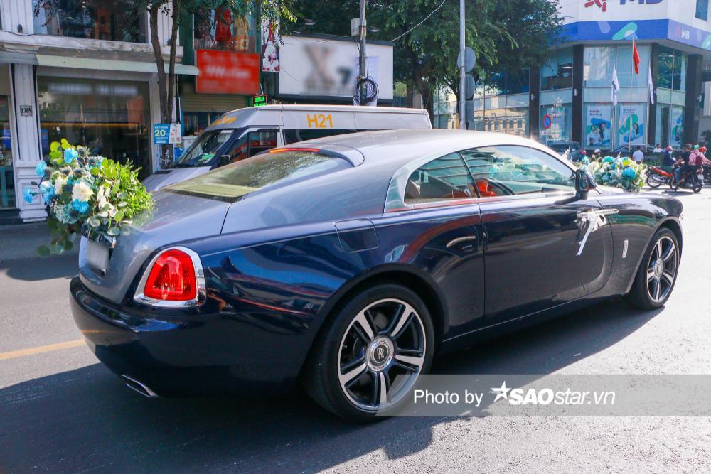 Cận cảnh dàn xe trăm tỷ xuất hiện trong đám cưới Phan Thành - Primmy Trương Ảnh 6