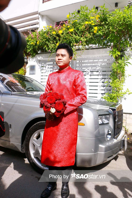 Cận cảnh dàn xe trăm tỷ xuất hiện trong đám cưới Phan Thành - Primmy Trương Ảnh 2