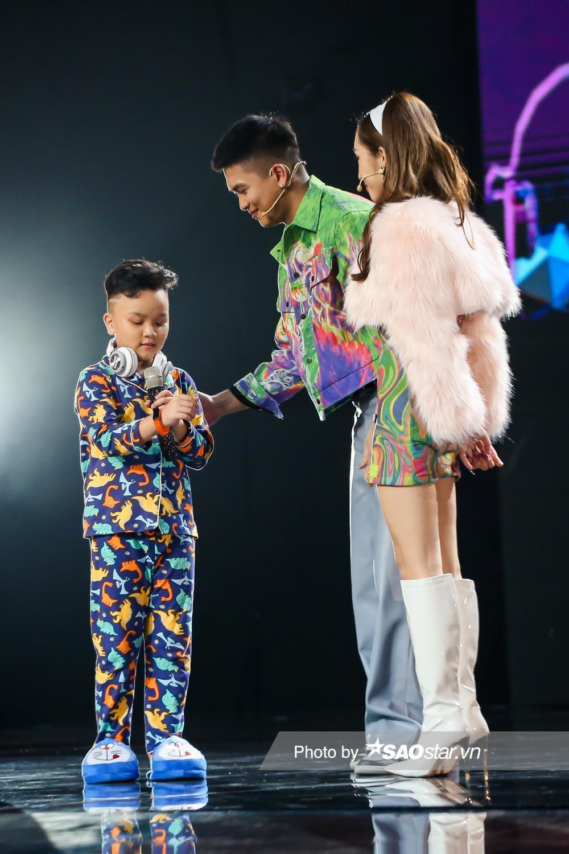 Hot boy nhí Phước Khang 'trùm chăn' đội BigFamily khiến Hồ Hoài Anh - Lưu Hương Giang tiếc nuối Ảnh 6