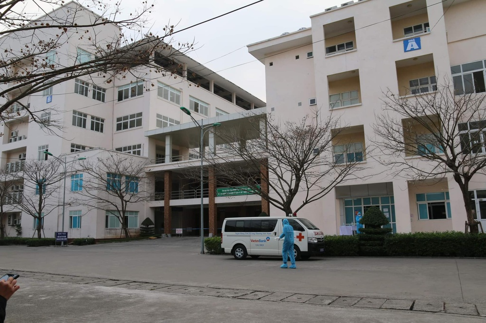 Bệnh viện dã chiến thứ 2 của Hải Dương thần tốc hoàn thành, đón bệnh nhân nhiễm COVID-19 đến điều trị Ảnh 3