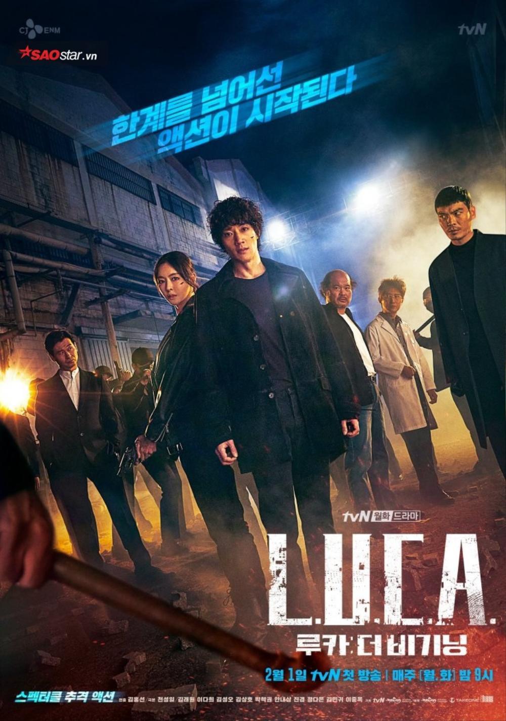 Phim Hàn Quốc đầu tháng 02: Màn đối đầu cực căng giữa Park Shin Hye và Kim So Hyun Ảnh 3