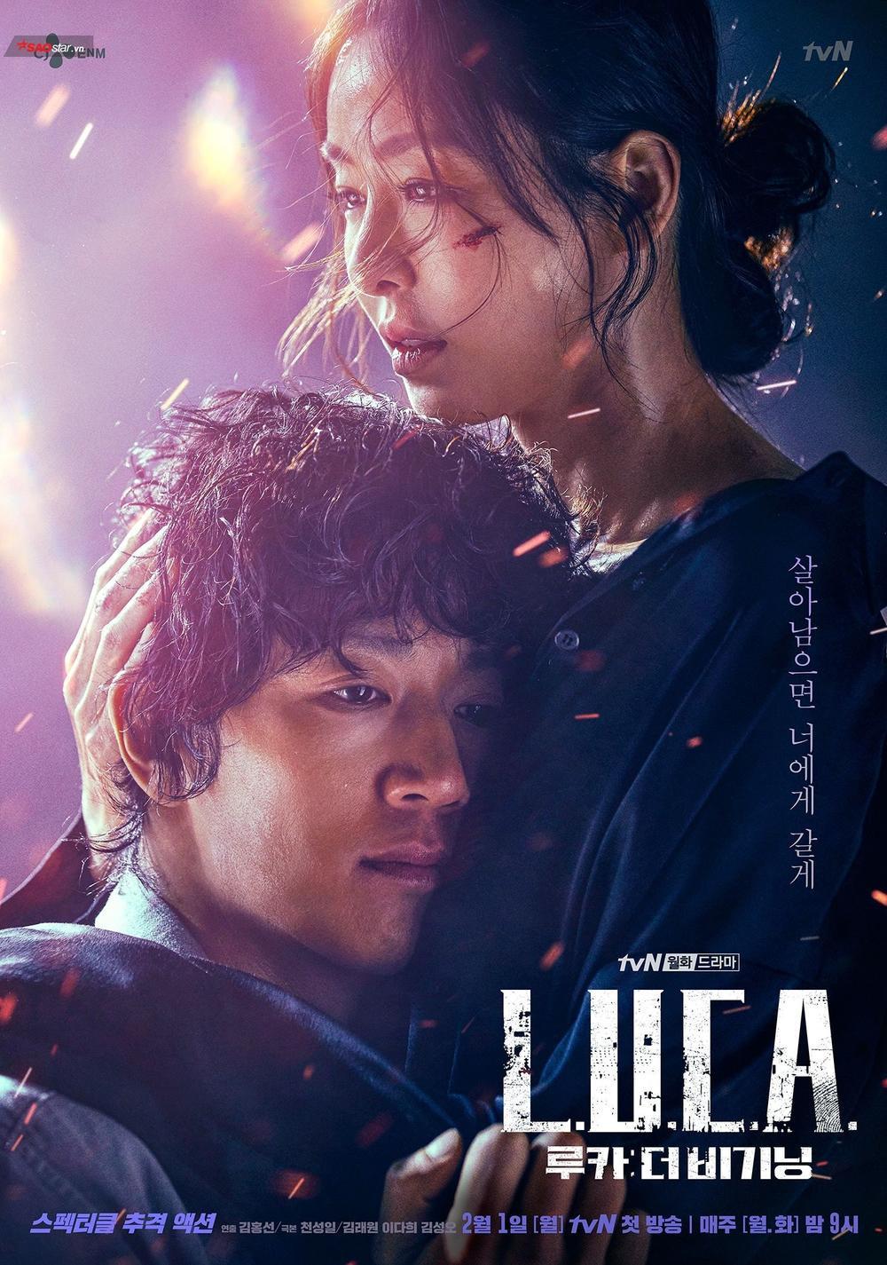 Phim Hàn Quốc đầu tháng 02: Màn đối đầu cực căng giữa Park Shin Hye và Kim So Hyun Ảnh 4