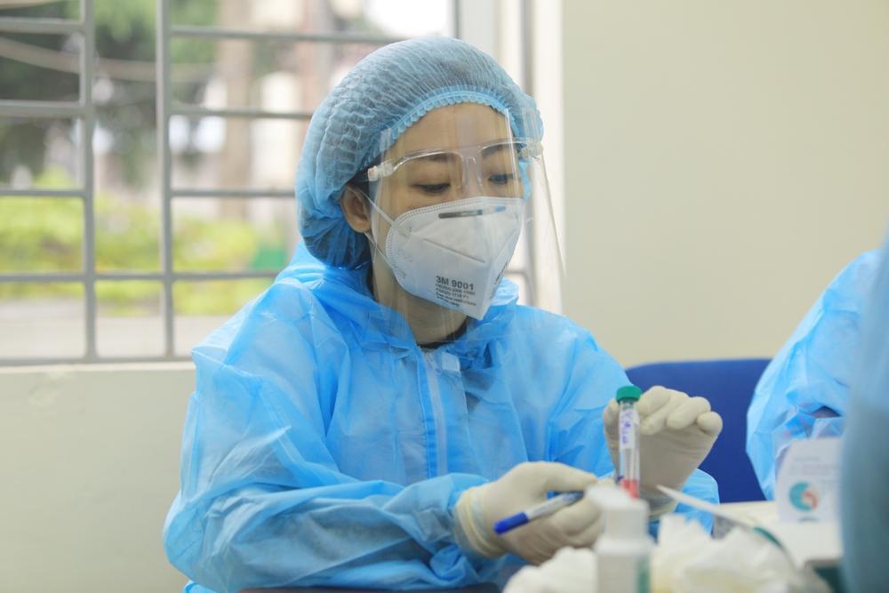 Lịch trình hai mẹ con ở Hà Nội nhiễm COVID-19: Tổ chức tiệc cưới cho con trai tại Hải Dương Ảnh 1