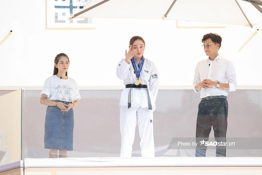 Nữ VĐV Taekwondo Châu Tuyết Vân: 'Chỉ mong em gái ngày hôm nay tốt hơn ngày hôm qua' Ảnh 3
